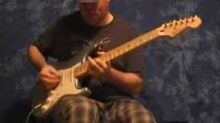 Andy Garrett - Extreme Rock Phrasing