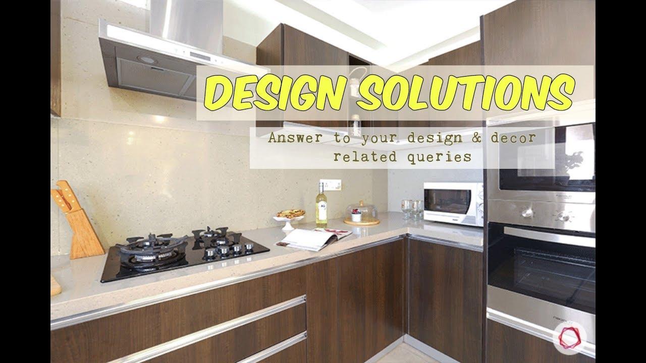 Pooja Room Kitchen Bedroom Design Ideas Livspace Design Solutions E 3 Youtube