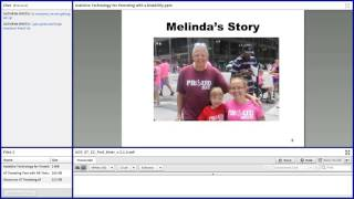 Video MATP Webinar  AT for Parents with Disabilities 3 download MP3, 3GP, MP4, WEBM, AVI, FLV Juli 2018
