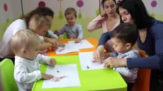 Развивающие занятия, Урок домашние животные.Развитие речи -звукоподражание  Development of Speech