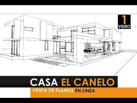 Casa de campo moderna de lujo el canelo 1era parte youtube - Casas de campo modernas ...