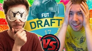1 VS 1 BLINDFOLD DRAFT CHALLENGE! - FIFA17