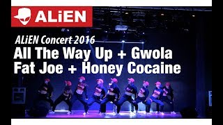 2016 ALiEN Concert | A.YOUTH | All The Way Up + Gwola