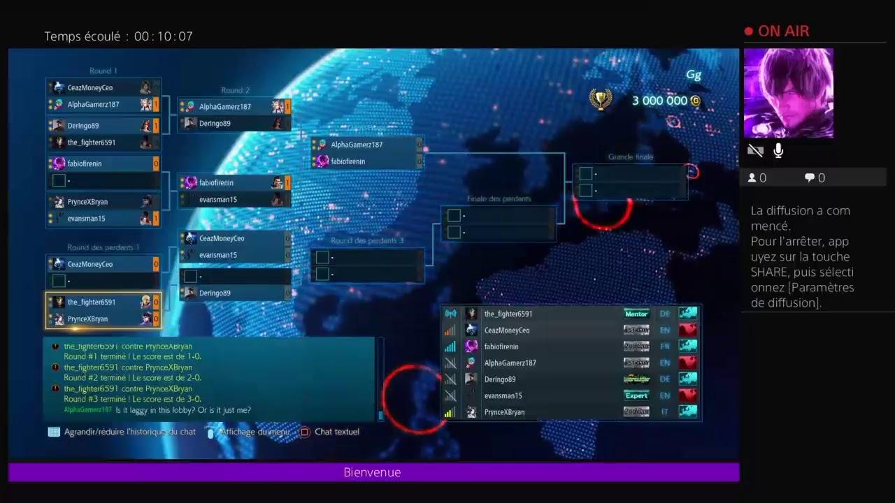matchmaking Jeux en ligne