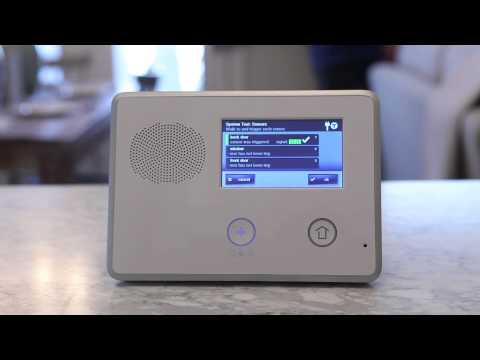 System Test: TYM Homes 2GIG Home Security