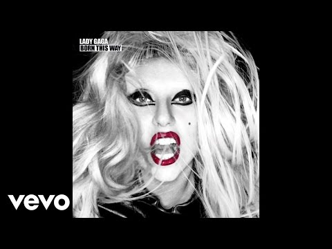 Lady Gaga - The Queen:歌詞+中文翻譯