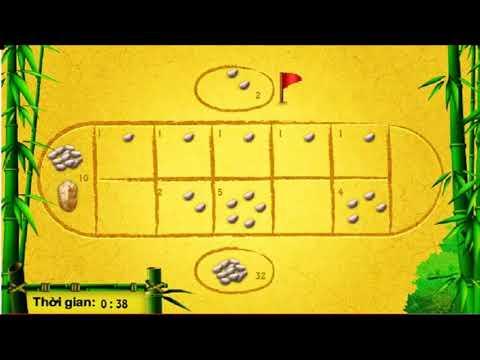 Trò chơi Ăn Ô Quan - Trò chơi dân gian Việt Nam