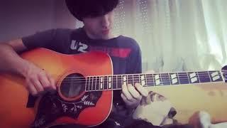 Let It Be - Acoustic guitar solo