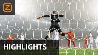 Nations league: Samenvatting België- IJsland