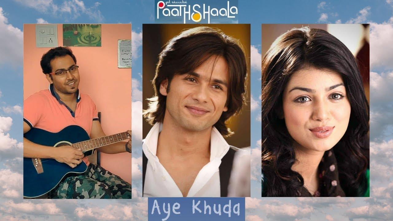 Aye Khuda | Paathshaala | Acoustic Guitar Cover | Uncharted Singer