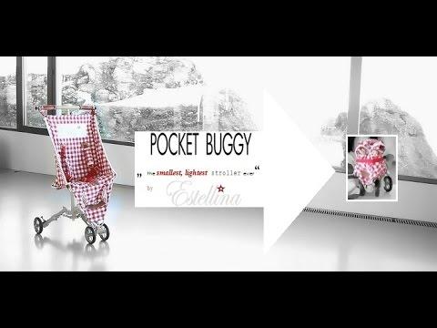 pocket buggy by estellina youtube. Black Bedroom Furniture Sets. Home Design Ideas