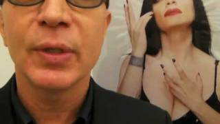 Bruce LaBruce at La Fresh Gallery Madrid for ASVOF.com