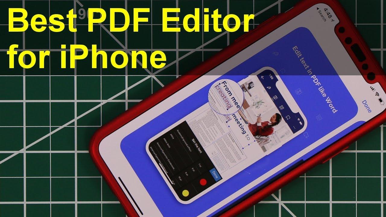 App To Read Pdf Files