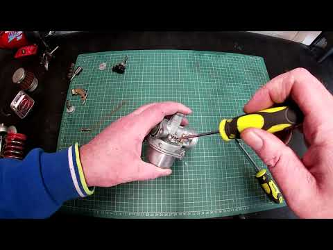 How to Clean a Carburetor on a Dirt Bike| Pit Bike pt 3