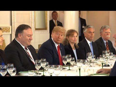 Entsetzen über Trumps Kuschelkurs gegenüber Putin
