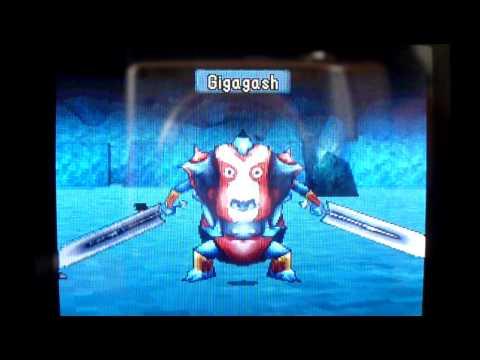 Dragon Quest Monster Joker 2 Post game Boss Fight Eugene Poole fight
