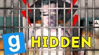 PLAGA HIDDEN ZAMKNIĘTY W CELI *NA ZAWSZE*   Garry's mod (With: EKIPA) #837 - Hidden [#67] #BLADII