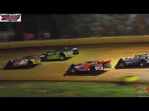 Crate Feature @ Boyds Speedway (9-16-17)