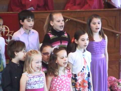 Junior Choir - Ray Rep - Allelu