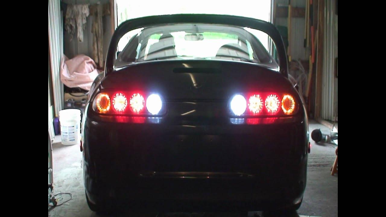 Reverse Led Lights