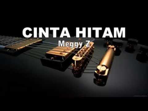 Karaoke Dangdut Cinta Hitam(Lyrics)Meggy Z