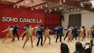 2019 College Latin Dance Cup - Spartan Mambo Performance Team