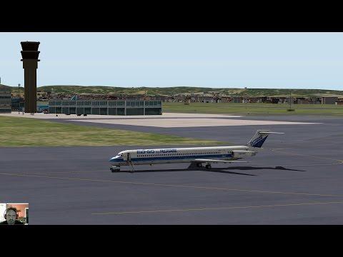 Rotate MD-80 LFML LFBO