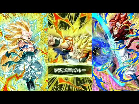 Top 10 Fusion Cards in Dokkan Battle!