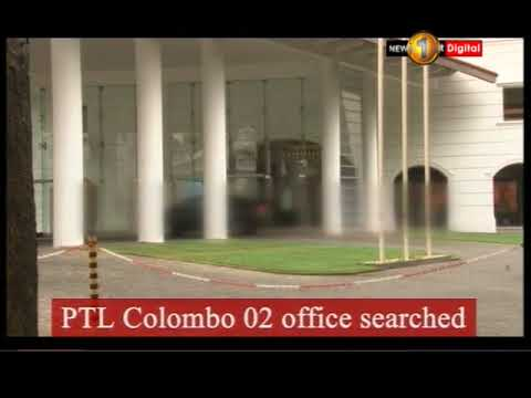 News 1st: PTL office in Colombo 02 sealed