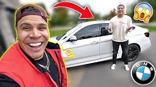I Bought My Best Friend His DREAM CAR **very emotional**