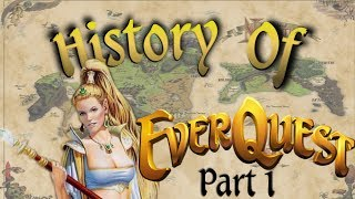 The History of EverQuest (part 1)