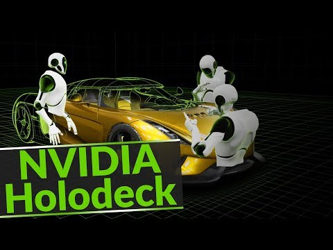 NVIDIA Holodeck, nuova piattaforma per la VR, in Early Access