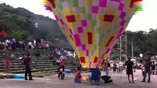 2o. Concurso Globos Olintla 2010, ., Francisco Mno. Huehuetla Pue, 470 pliegos