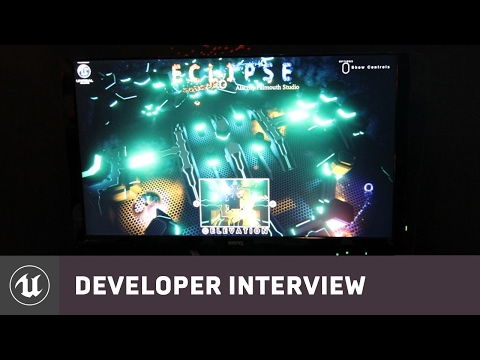 Eclipse by James Baxter | EGX 2014 Developer Interview | Unreal Engine