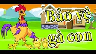 Game bảo vệ gà con - Video hướng dẫn chơi game 24h