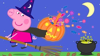 Peppa Pig Official Channel 🎃 Dress up for Halloween with Peppa Pig | Halloween Special 🎃