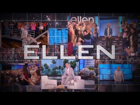 Ellen muốn tham gia 'NCIS'