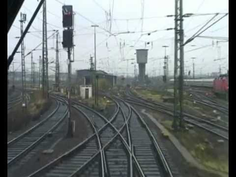 Führerstandsmitfahrt - (Teil1 - Heide) Hamburg Altona - Westerland (Sylt) Train Cab Ride