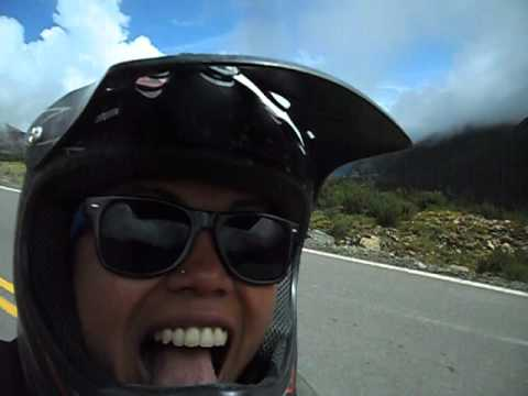 Cycling Death Road in Bolivia