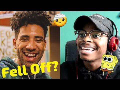 YIKES! | Rappers That Fell Off vs Rappers That Are Blowing up! | Reaction