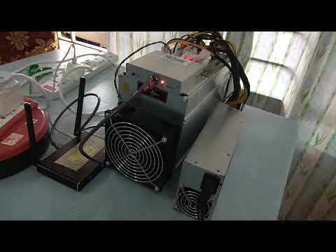 Antminer A3 Error - Socket connect failed: Connection refused by