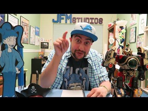 Inside JFM Studios 03: Going Ol' Skool