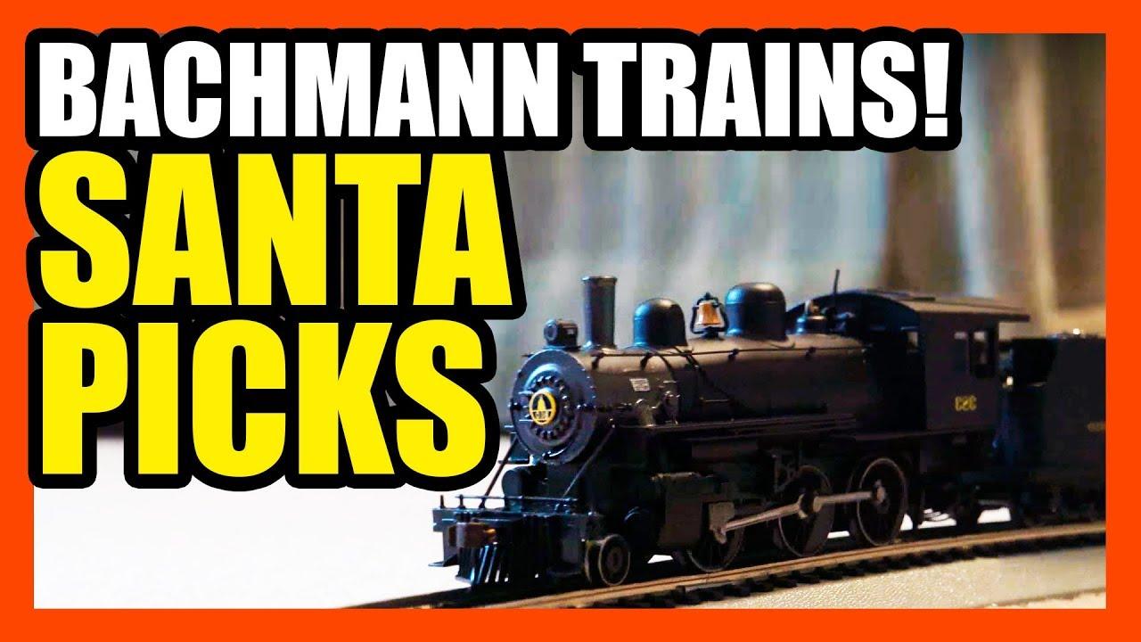 Bachmann Trains Review Santa S Pick Saay Epicreviewguys Cc