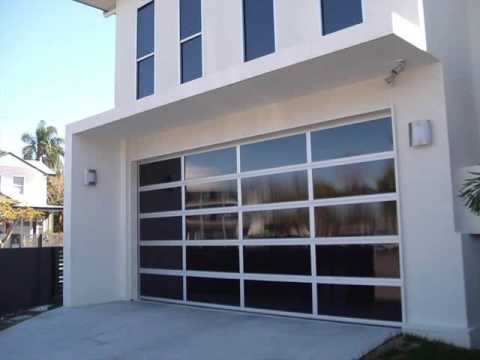 Modern Insulated Garage Doors Modern Garage Doors Openers Youtube
