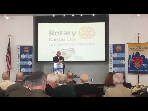 March 16, 2017 - Woody Cozad, President, Cozad Company