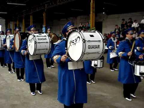 Banda de Percussão Getulio Vargas - Cadencia