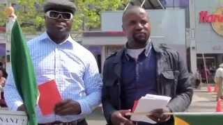 La Chute de la dictature au Congo Brazzaville Sosthene K.Samba