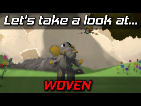 Woven - Demo Gameplay