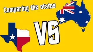 Comparing US States to the Rest of the World