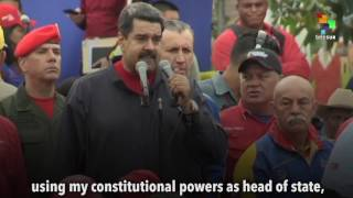 Venezuela to Call a New Constituent Assembly
